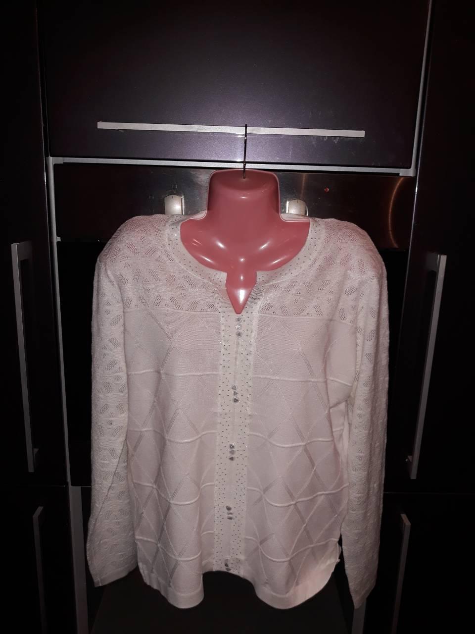 Кофта женская размер 52-56