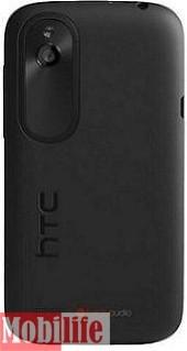 """Задняя крышка HTC Desire V, X T328w,T328e Черный Best - интернет-магазин """"MobiLife"""" в Киеве"""