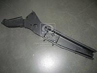 Лонжерон передний правый (Цельная втулка) (2101-07) (производство Экрис) (арт. 21010-5301180-00), ACHZX