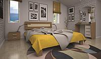 Кровать ТИС МАЛЬВІНА 4 140*190 сосна