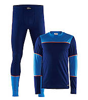 Термокостюм Craft Baselayer Set Man L Thunder/Ray
