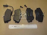 Колодка торм. VW T4 (70XB, 70XC, 7DB, 7DW) передн. (пр-во REMSA) 0480.21