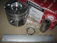 Поршень RENAULT 89,00 2,5DCi 16V G9U (производство Mopart) (арт. 102-76350 00), AFHZX