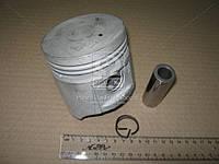 Поршень цилиндра ГАЗ двигатель 402 92,0 гр.D (палец+ст/к) п/к  (производство ЗМЗ), ADHZX