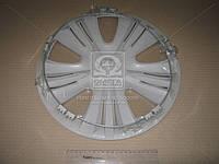 Колпак колесный R13 LUX серый 1шт.  (арт. DK-R13LS)