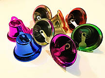 Колокольчик разноцветный, 3 см