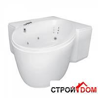 Угловая гидромассажная ванна Aquator St. Tropez Гидро (498)