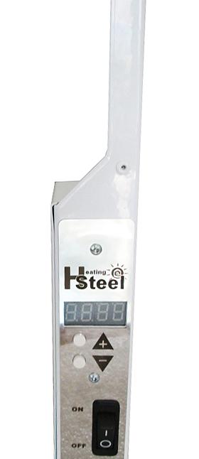 управління обігрівачем Тепла компанія HSteel ISH 250W Premium