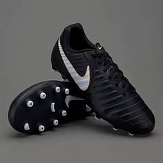Детские Бутсы Nike Tiempo Rio IV FG 897731-002 (Оригинал)