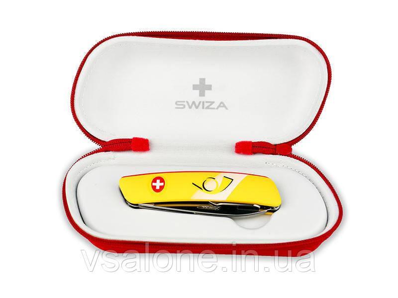Швейцарский нож Swiza D03 PostCar Швейцария
