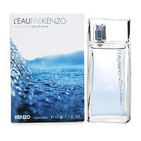Kenzo L'eau par men 100ml тестер. Туалетная вода Оригинал
