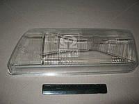 Стекло фары левой Opel VECTRA A (производство TYC) (арт. 20-3444LX+B), ABHZX