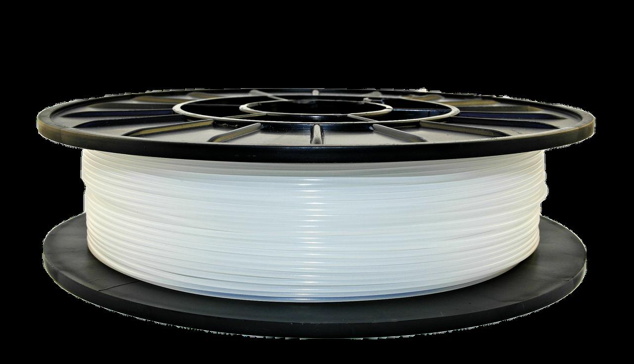 Nylon 6 (PA) пластик для 3D печати, Натуральный (1.75 мм/0.5 кг)