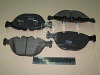 Колодка тормозная BMW X5 передн. (производство TRW) (арт. GDB1529), AFHZX
