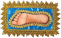 Стопа Божией Матери Почаевская #1