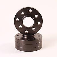 Алюминиевые колесные проставки  4х114.3,  Dia = 67.1, 20мм. (Hyundai, Kia, Mitsubishi)