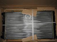 Радиатор водяного охлаждения ВАЗ 2170 ПРИОРА (производство Nissens) (арт. 623553), AGHZX