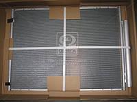 Радиатор кондиционера LEXUS RX II (03-) 350 (производство Nissens) (арт. 940298), AHHZX