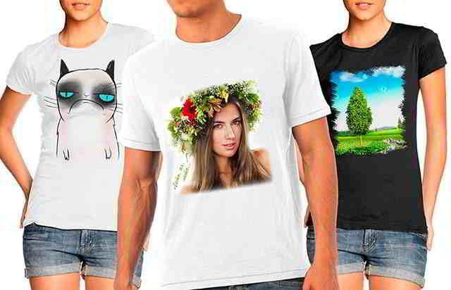Заказать футболку с надписью через интернет в днепре