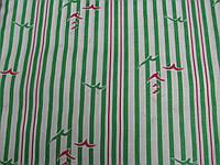 Ткань штапель в полоску