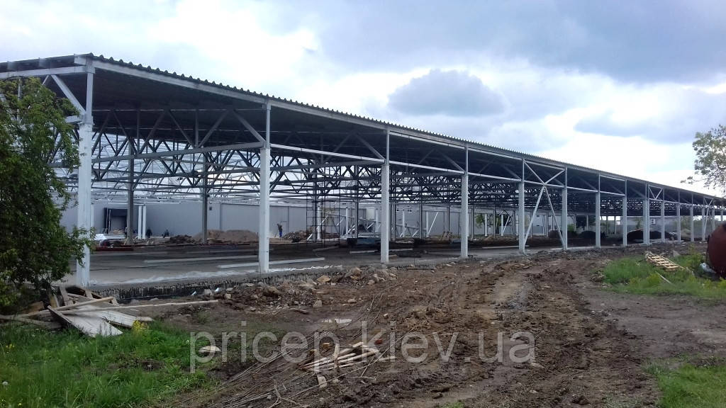 Производственно-складское помещение для колбасного производства 3500м2.