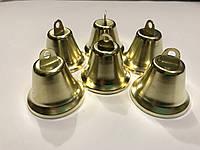 Колокольчик золотой, 4 см