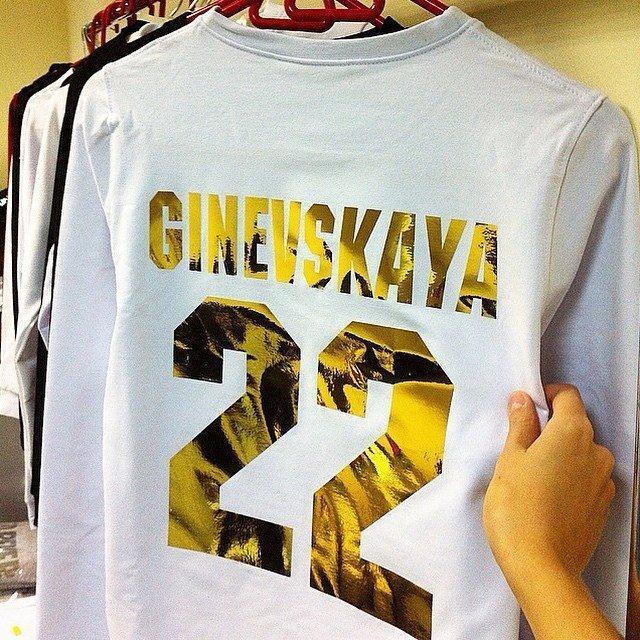 4f165eca541b9 Именные футболки с надписями. Изготовление именных футболок с любой ...