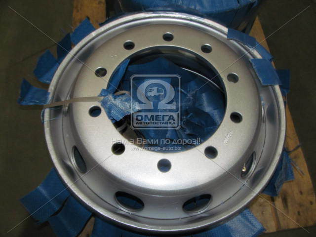 Диск колесный  22,5х9,00 10х335 ET 175 DIA281,обод усиленный  (арт. 900250-02), AGHZX
