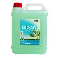Жидкое мыло крем Sabon ландыш 5 л