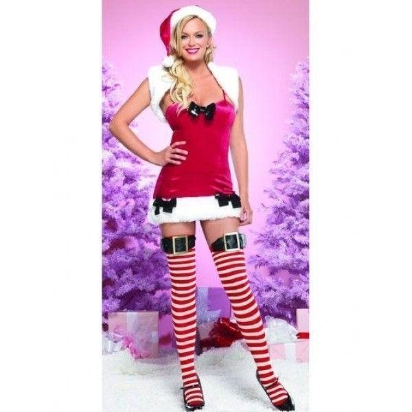 Рождественский шикарный костюм
