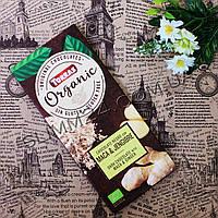 Torras ORGANIC, chocolate Negro con MACA & JENGIBRE, 100 g. Черный шоколад  с МАКА И ИМБИРЕМ