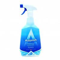 Средство для мытья окон и зеркал Astonish Window&Glass 750 мл, Великобритания