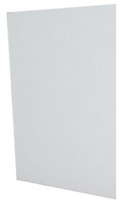 Панельний обігрівач інфрачервоний HSteel ISH 250W Premium / білий / програматор / ролики