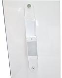 Панельний обігрівач інфрачервоний HSteel ISH 250W Premium / білий / програматор / ролики, фото 5