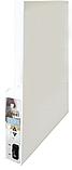 Панельний обігрівач інфрачервоний HSteel ISH 250W Premium / білий / програматор / ролики, фото 7