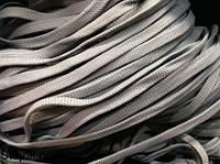 Шнур ПЭ40 Б 10мм (200м) серый