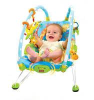 Tiny love массажное кресло жители саванны (1800106830)