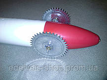 Ракета ,торпеда из ударопрочного пластика на аккумуляторе для запуска сетей под лед, фото 2