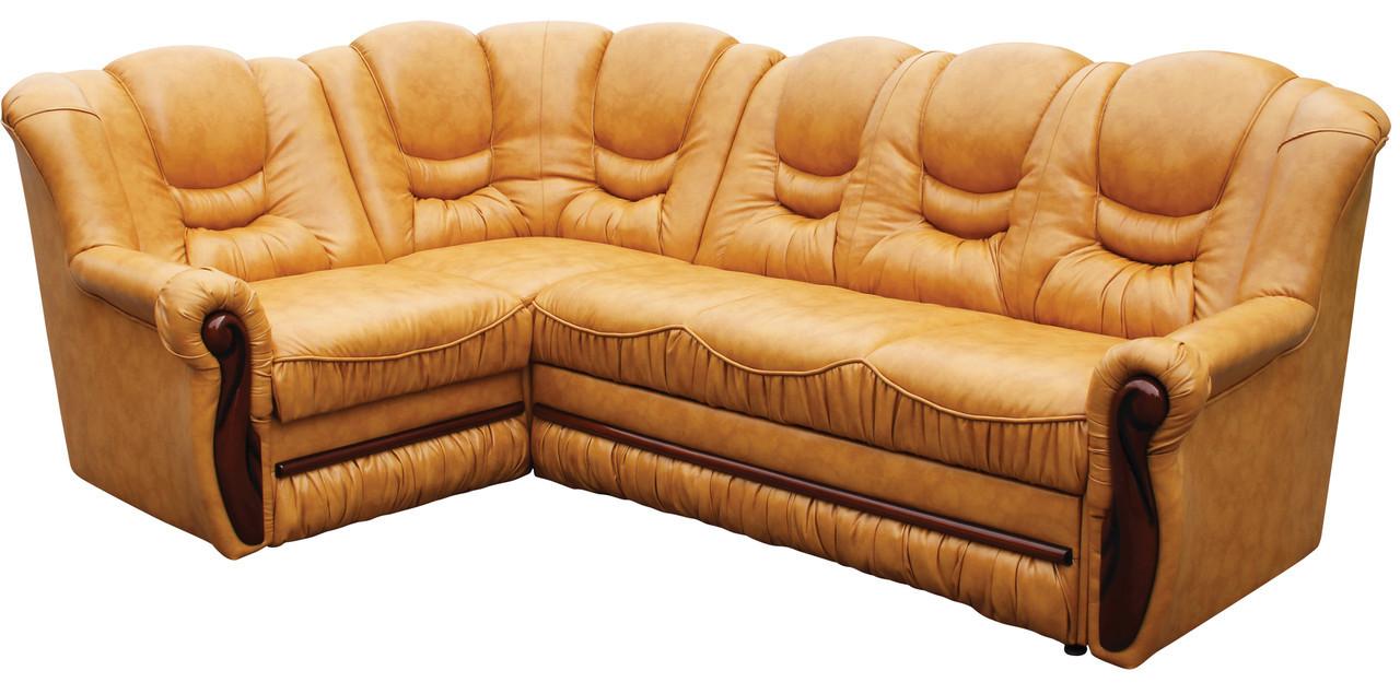 """Кутовий диван """"Князь"""". (275*190 см)"""
