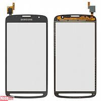 Тачскрин для Samsung i9295 Galaxy S4 Active черный