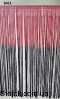 3062 Бахрома декор 50см (25м) (красныйчерный) 3062 бахрома декор 50см (25м) (красныйчерный)