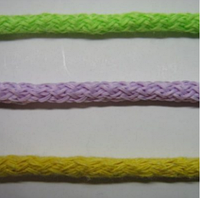 Шнур круглый хб 6 мм (5) 1