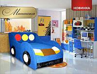 Детский раскладной диван Машинка