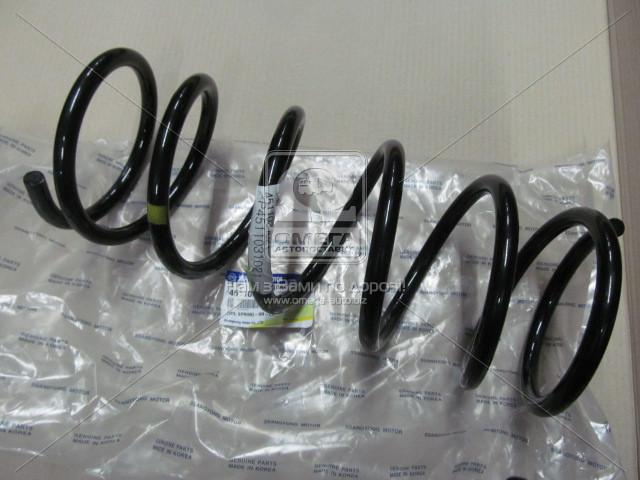 Пружина подвески задняя (пр-во SsangYong) 4511031021 - АВТОЗАПЧАСТЬ в Мелитополе