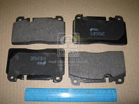 Колодка торм. AUDI Q5 2.0 3.0 2011- задн. (пр-во REMSA) 1527.00