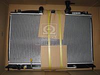 Радиатор охлаждения KIA RIO II (JB) (05-) (производство Nissens) (арт. 66687), AHHZX