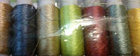Нить шелковая цветная (10шт)