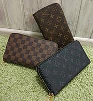 Кошельки Louis Vuitton женские эко-кожа