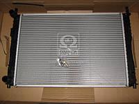 Радиатор охлаждения FORD FIESTA/ FUSION (02-) 1,4 TDCi (производство Nissens) (арт. 62027A), AGHZX