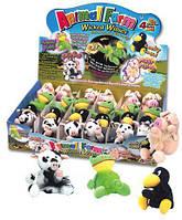 Оригинальный сувенир Animal Farm Wicked Willies Vibr. Penis